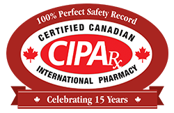 Canadian International Pharmacy Association (CIPA) Logo
