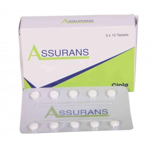 Generic Sildenafil Citrate 20 mg – Assurans from Cipla