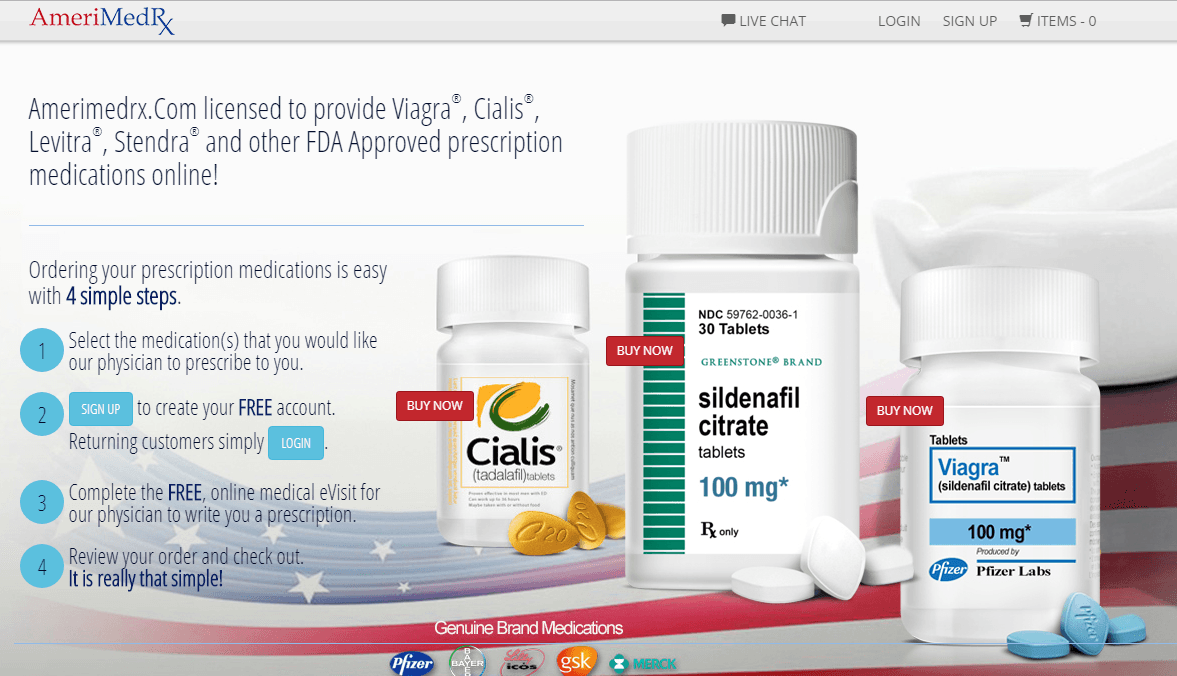 Amerimedrx: Your Legit Source of Prescription Medicines Online