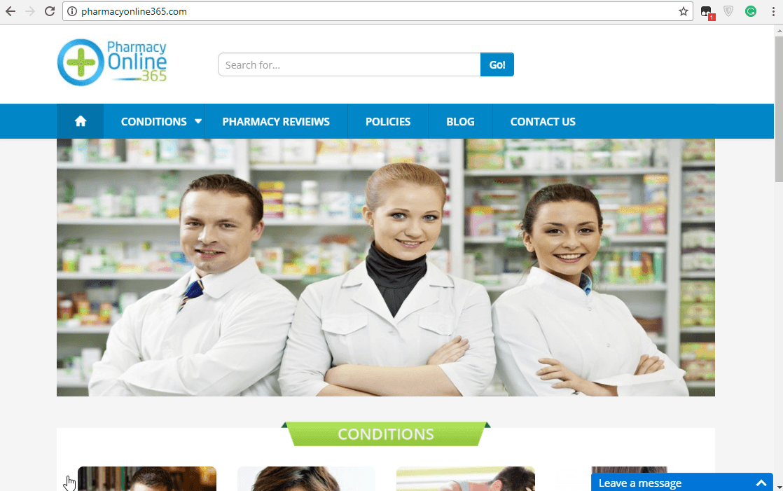 Pharmacy Online 365 Review: Not All Online Stores are Real