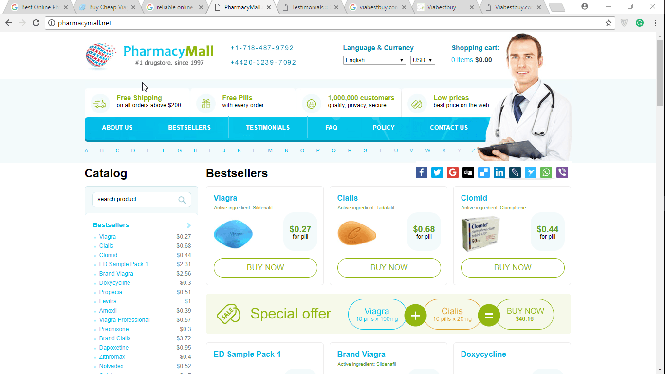 Online Rx.com: A Verified and Trusted Online Meds store