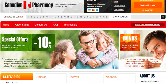UsaDrugsOnline365: Was this Pharmacy Genuine When It Was Online?