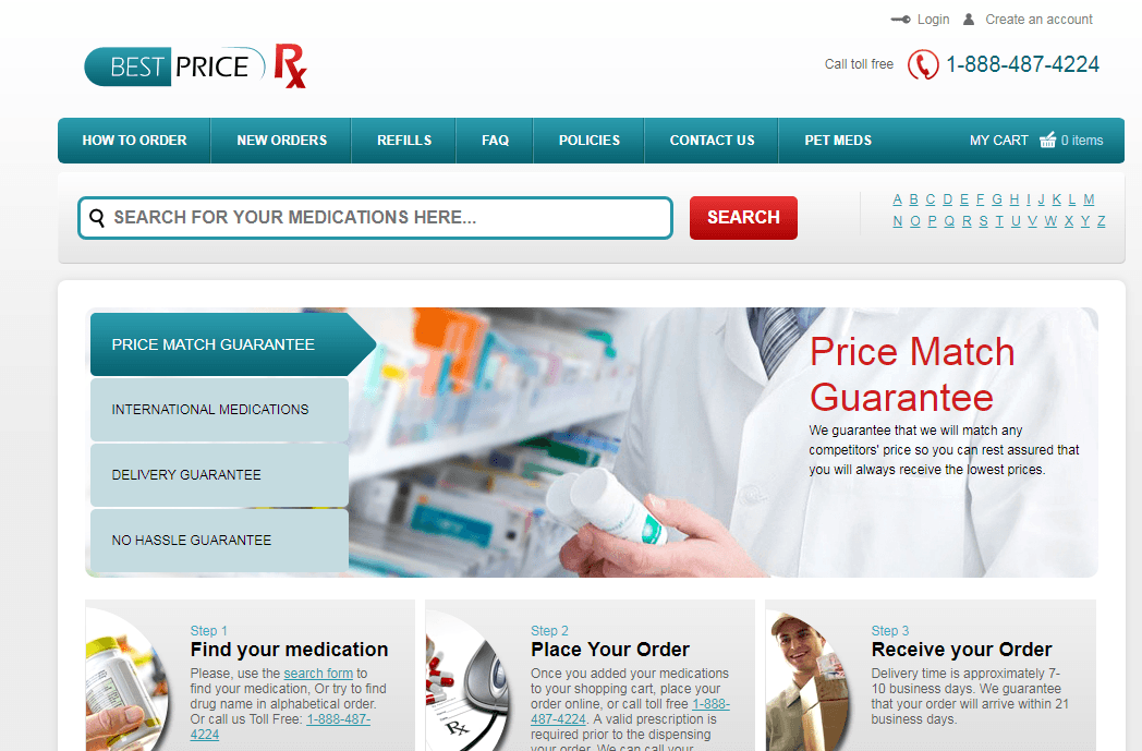 Bestpricerx – A Good Place for Those Who Look for the Best Options